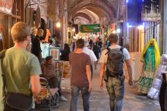 Bazar in Esfahan