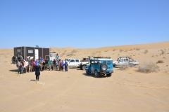 Überfall in der Wüste