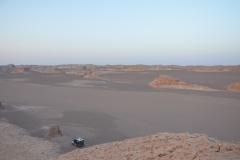 Unser Lager in der Wüste